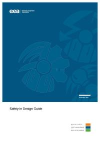 Full size image of Safety in Design (Guide)