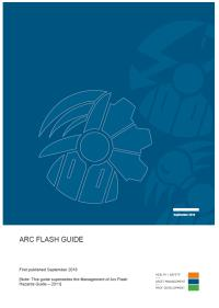 Full size image of Arc Flash (Guide)