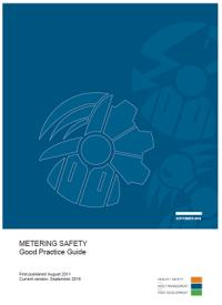 Full size image of Metering Safety (Good Practice Guide)
