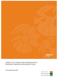 Full size image of Low Voltage Works Management for Distribution (Network) Infrastructure Assets (Guide to)
