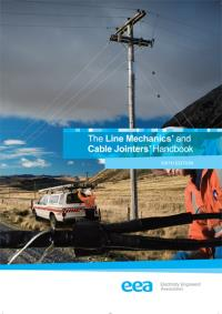 Full size image of Line Mechanics and Cable Jointers Handbook (6th Edition)