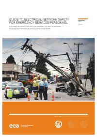 Full size image of Electrical Network Safety for Emergency Services Personnel (Guide)