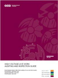 Full size image of High Voltage Live Work Auditing and Inspection Guide