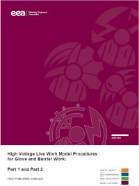 Full size image of High Voltage Live Work Model Procedures for Glove and Barrier Work: Part 1 and Part 2
