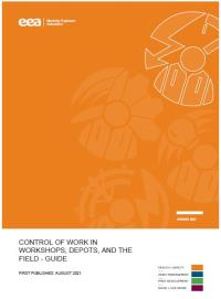 Full size image of Control of Work in Workshops, Depots, and the Field Guide